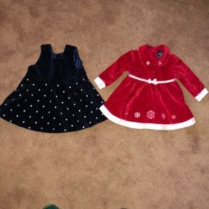 Other - Precious Pair of Winter Dresses